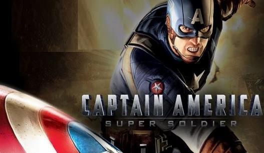 Captain America Game PC