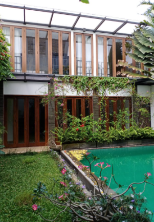 Kemang house for rent